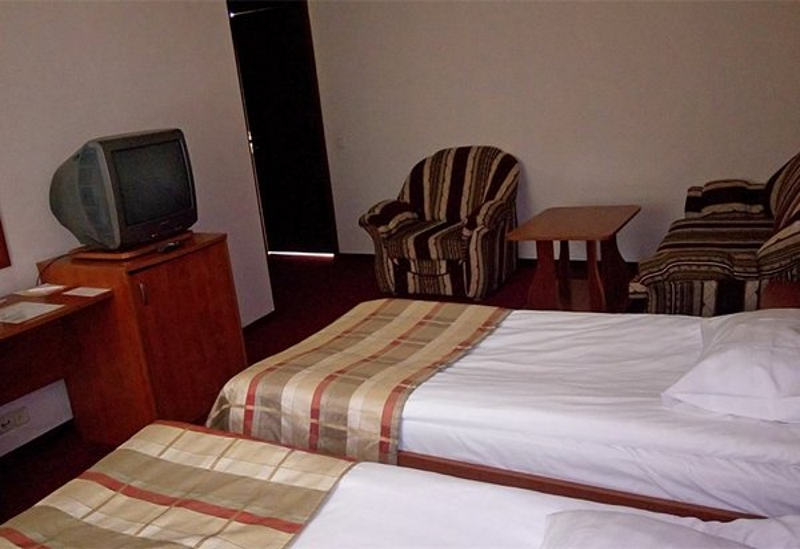 Отель Гелиопарк Лесной | стандарт 2-х местный TWIN с диваном