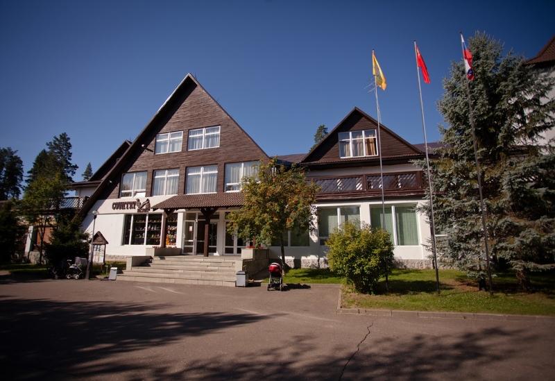 Отель «Country Resort» , территория и внешний вид