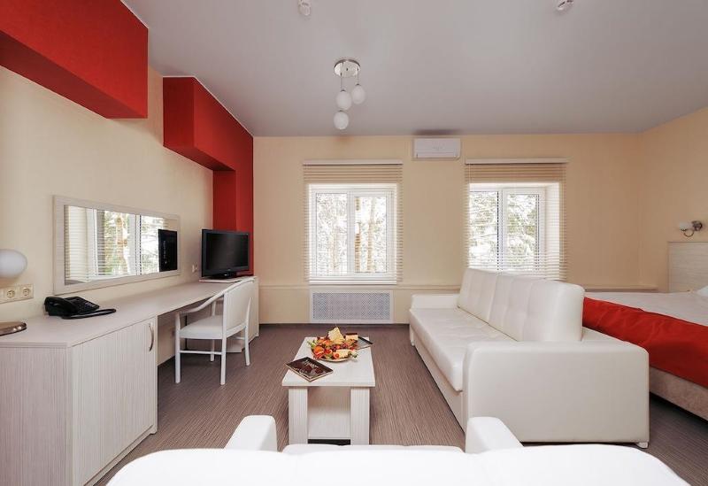 Отель Гелиопарк Лесной |  Люкс 1-комнатный