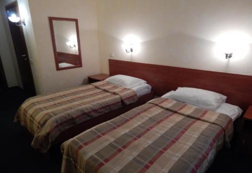 Отель Гелиопарк Лесной | стандарт 2-х местный TWIN
