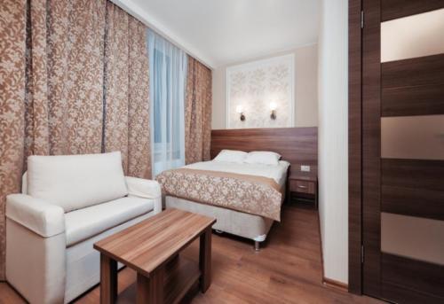 Отель Гелиопарк Лесной | Супериор 2-х местный TWIN с диваном
