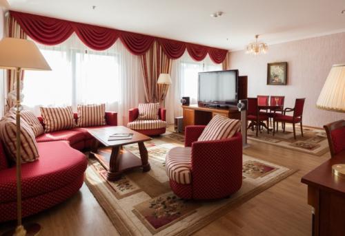 Москоу Кантри Клаб, Президентский Люкс 2-комнатный