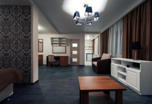 Отель Гелиопарк Лесной |  Апартамент 1-комната