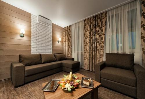 Отель Гелиопарк Лесной |  Апартамент 2-комнатный